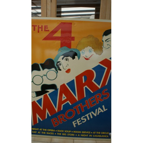 Affiche de Marx Brother
